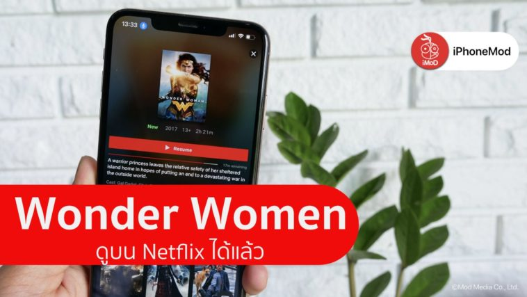Wonder Women Netflix Cover