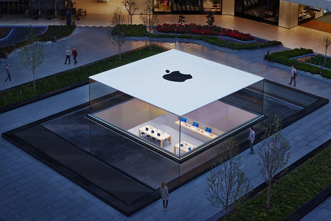 10 Apple Zorlu Center Turkey