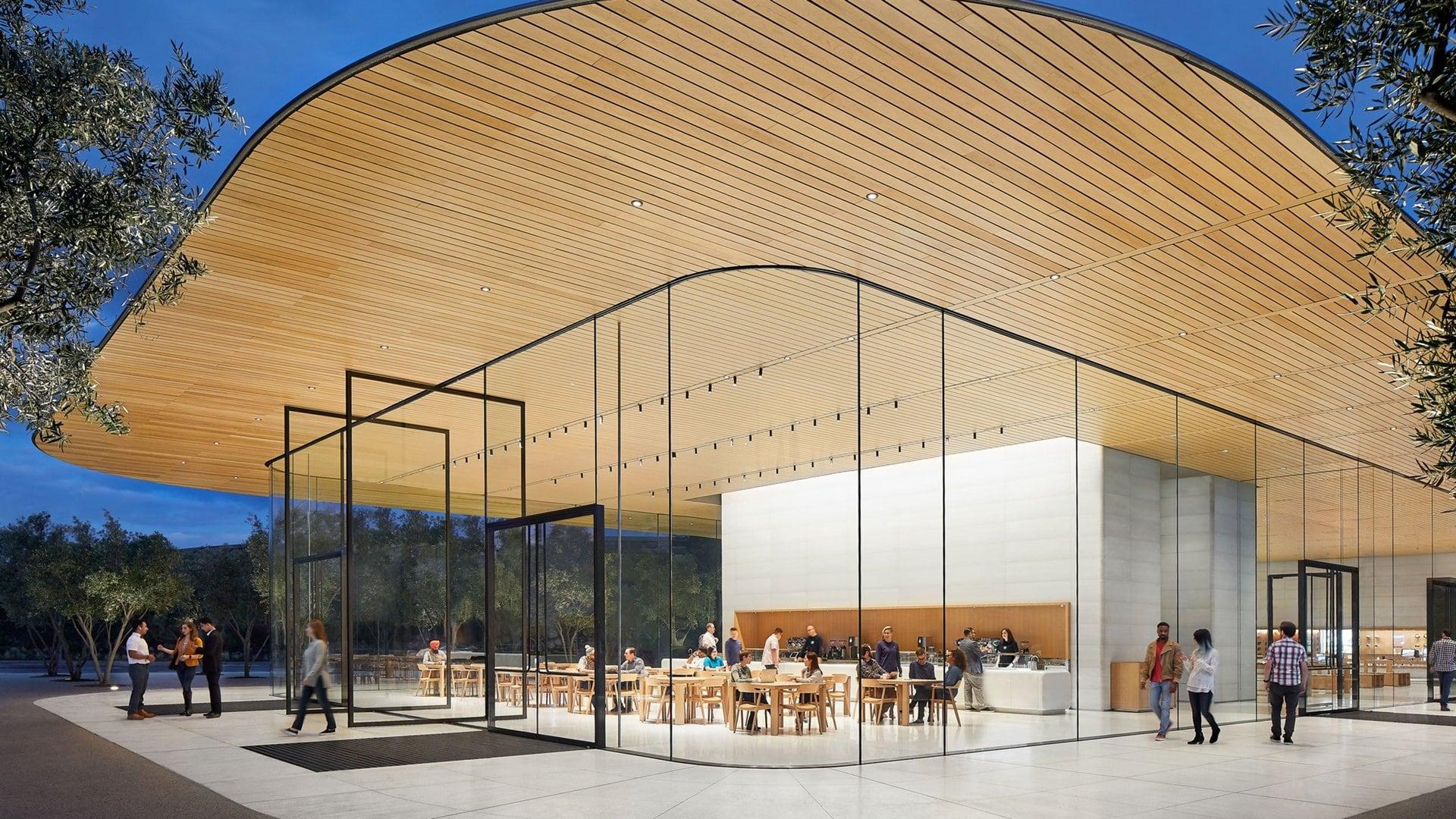 12 Apple Park Visitor Center Ca Usa