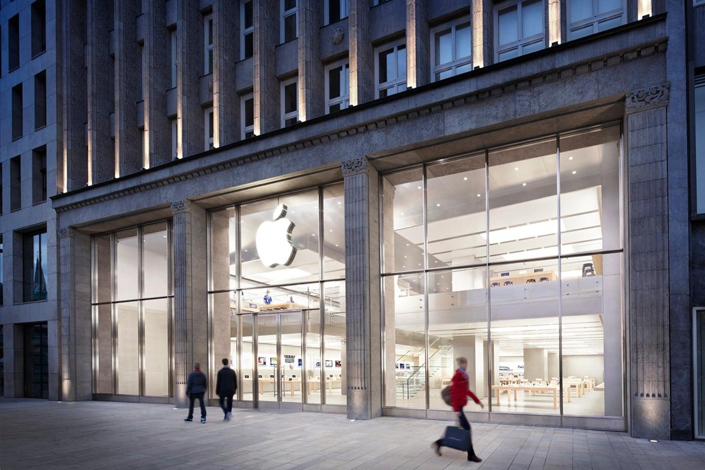 15 Apple Jungfernstieg Hunburg Germany