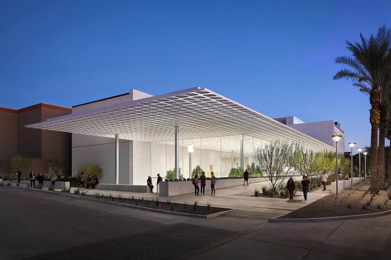 24 Apple Scottsdale Fashion Square Az Usa