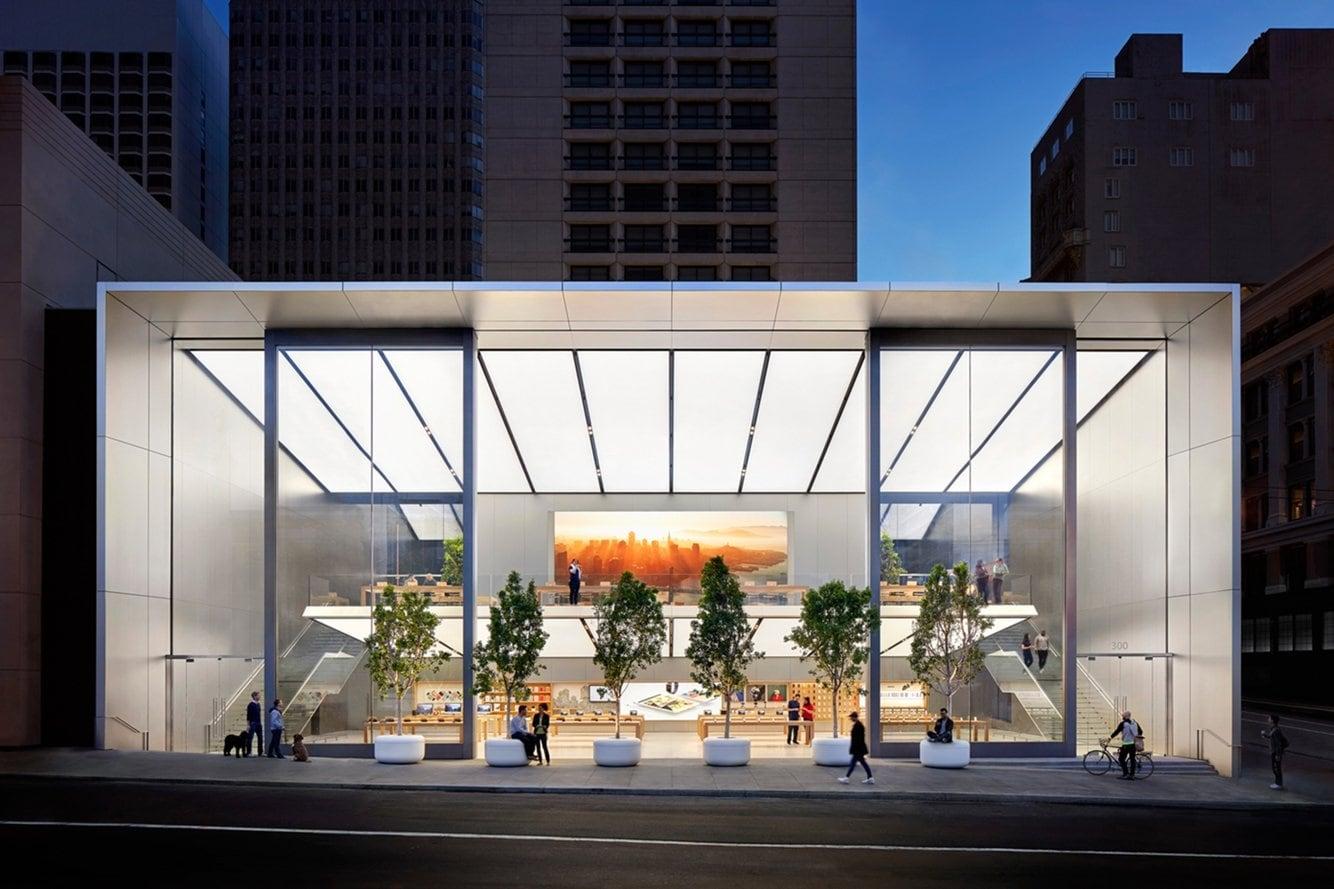 25 Apple Union Square Ca Usa