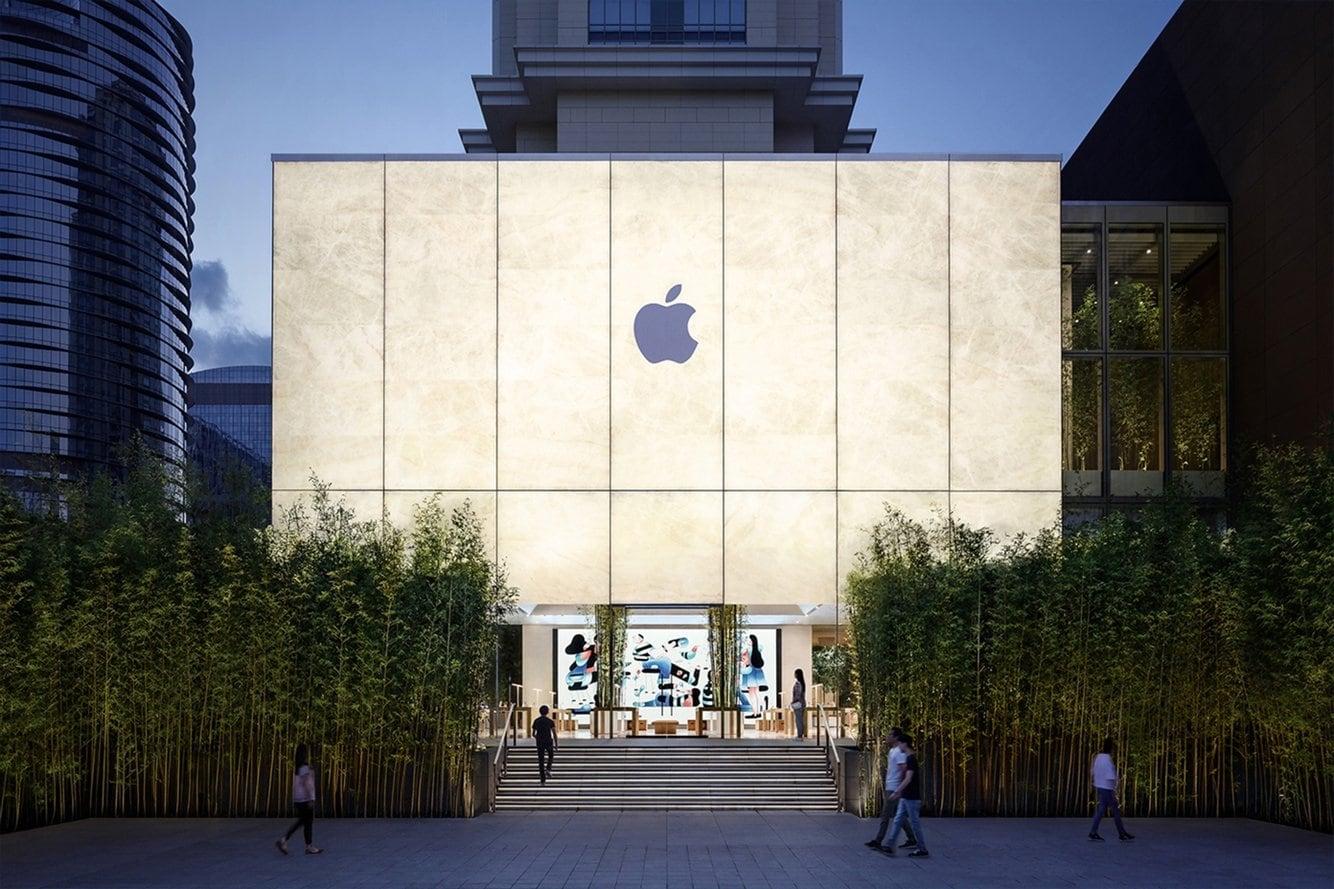 5 Apple Cotai Central Macau