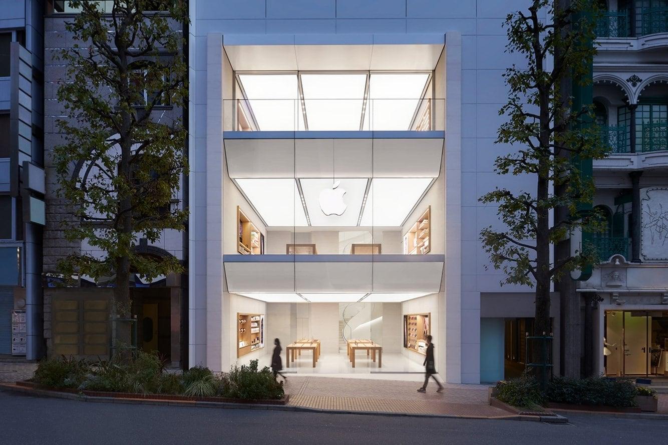 7 Apple Shibuya Japan