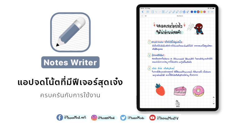 Cover Notes Writer