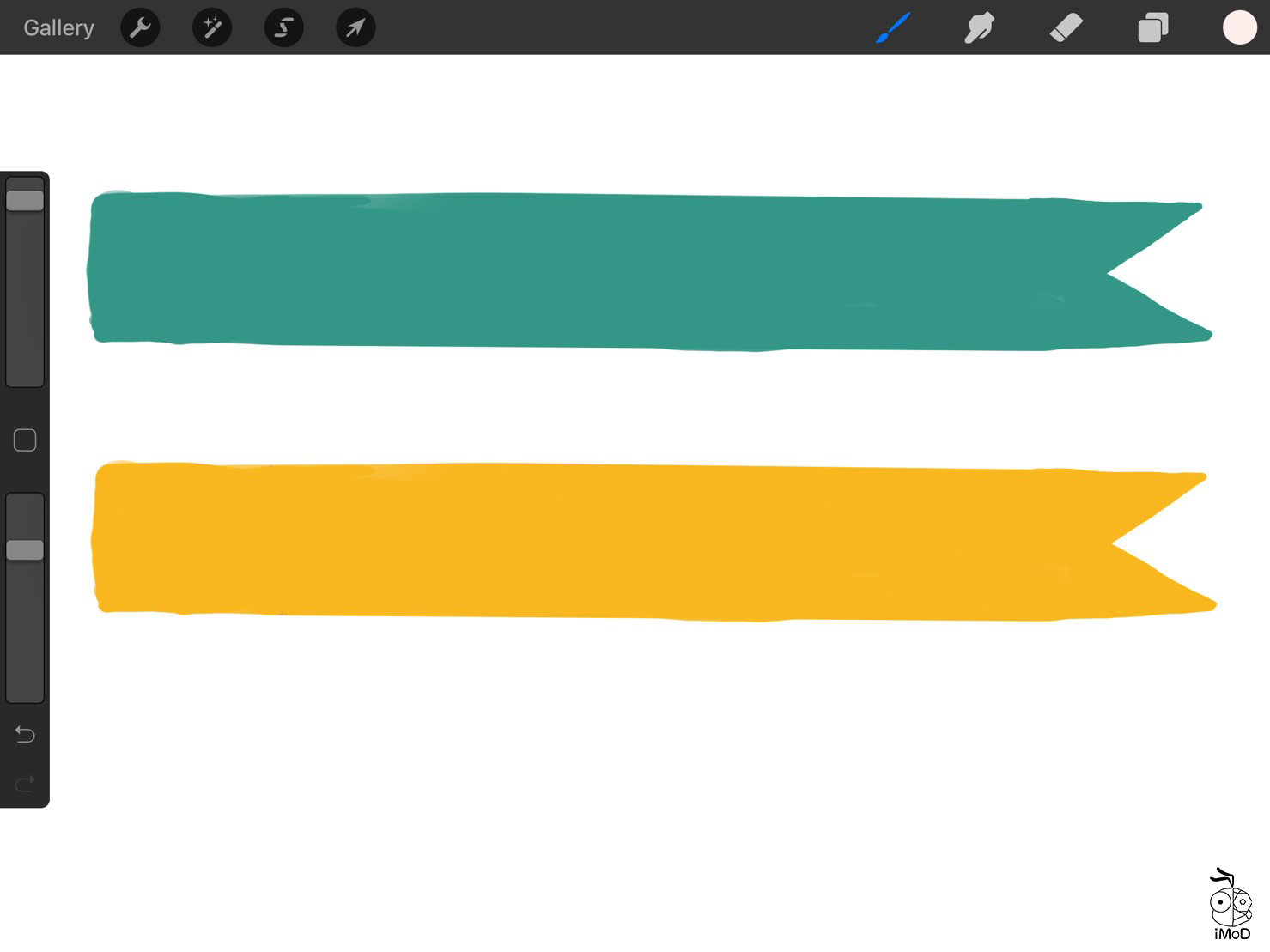 How To Masking Tape Procreate Use To Goodnotes 06