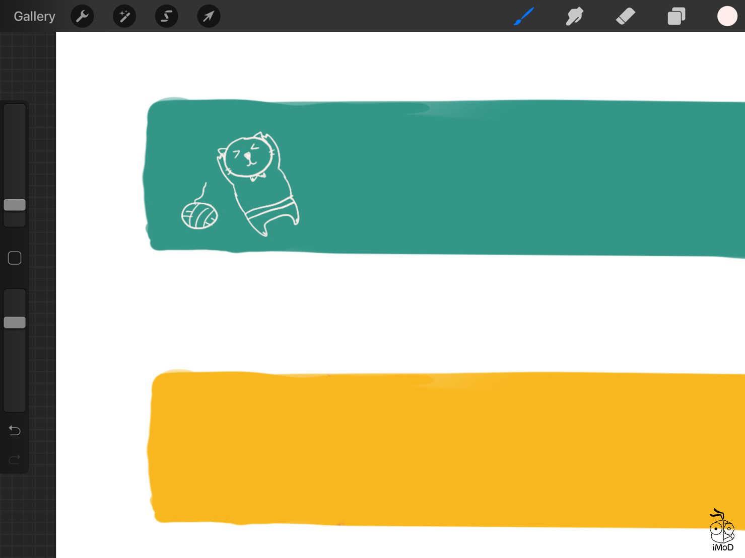 How To Masking Tape Procreate Use To Goodnotes 07