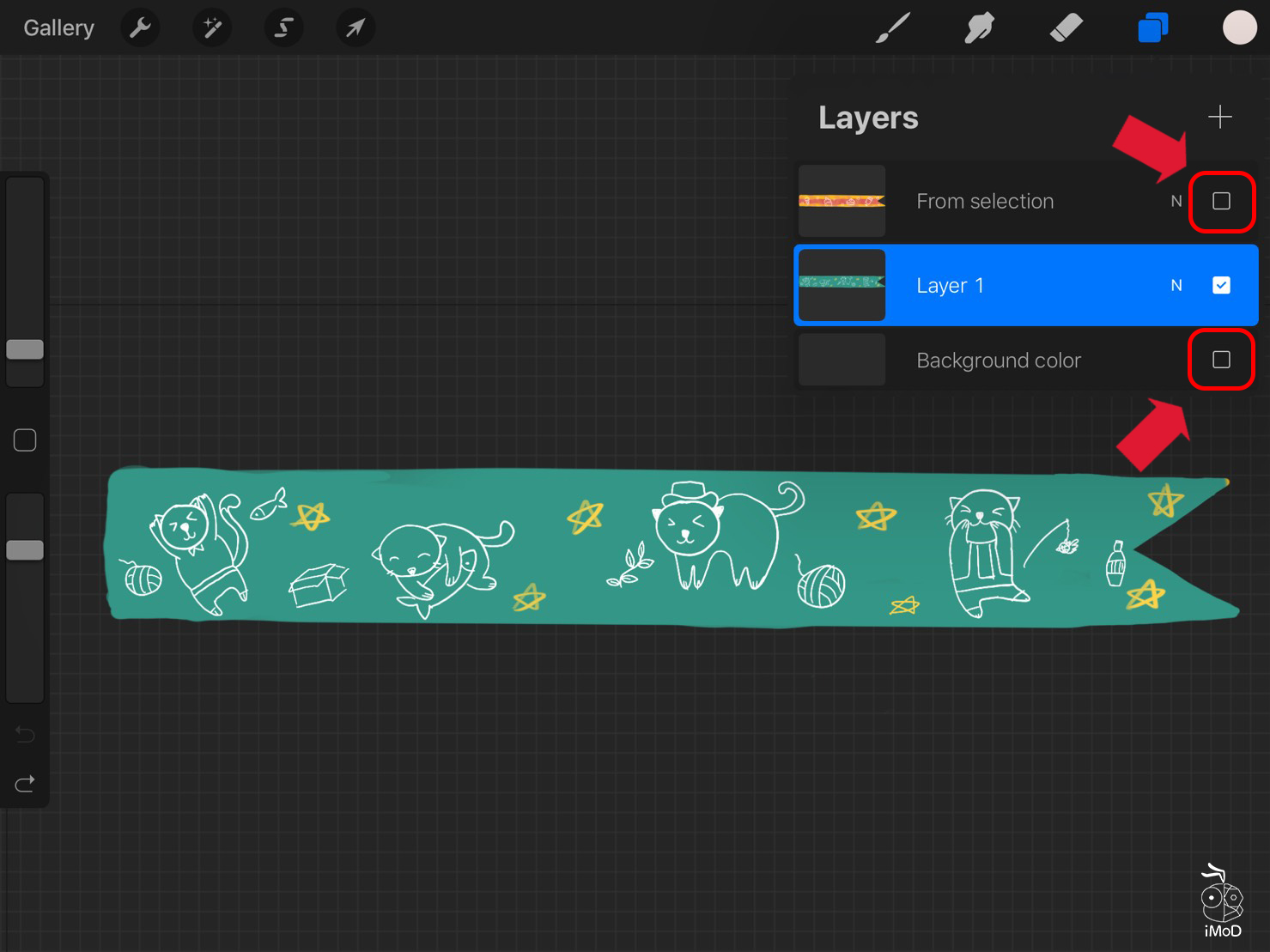 How To Masking Tape Procreate Use To Goodnotes 12