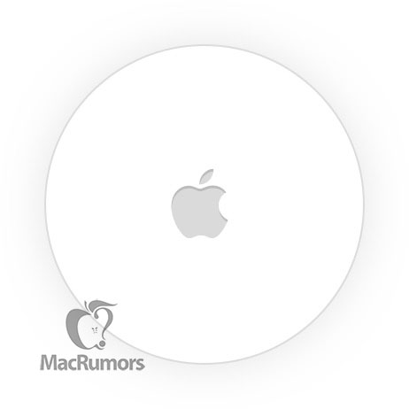 Apple Item Tag