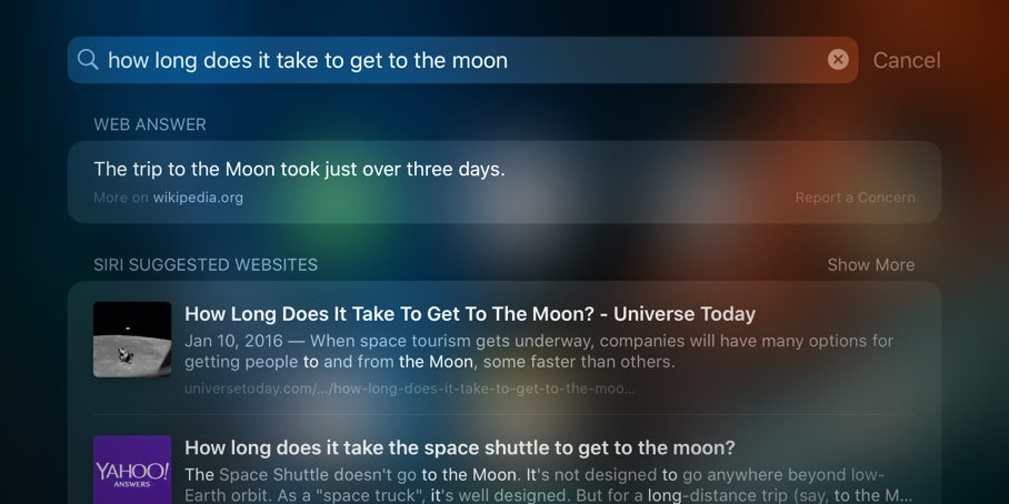 Apple Testing Siri Web Answer Smarter 3