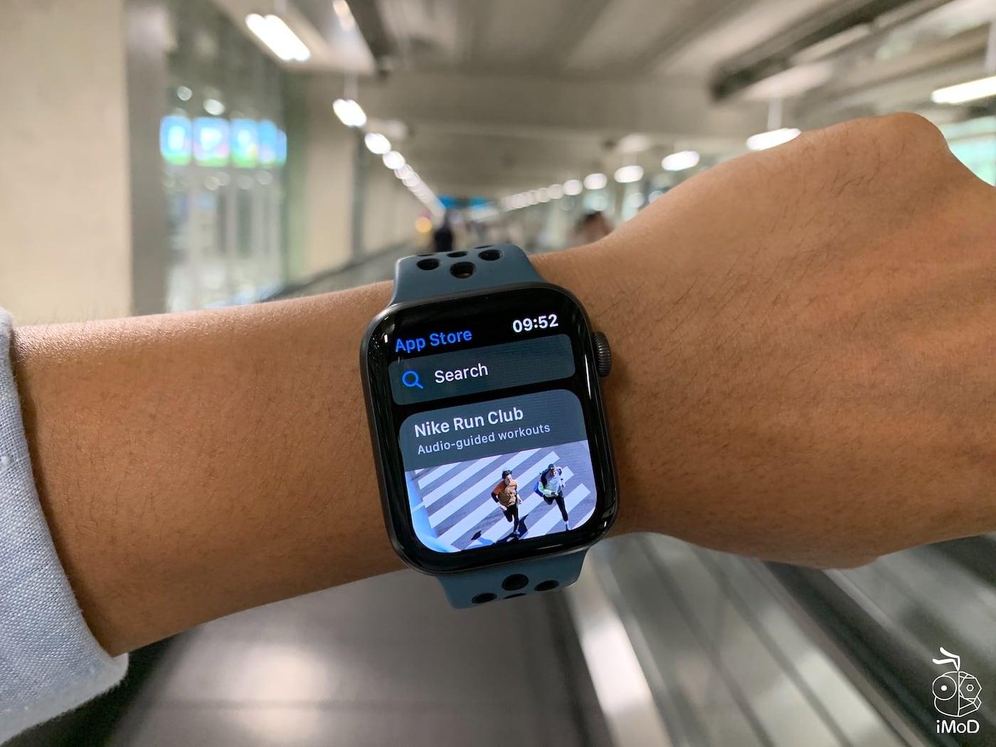 Apple Watch Series 4 Watchos 6 App Store