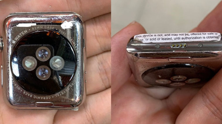Apple Watch Series 5 Blood Pressure Monitor Rumors