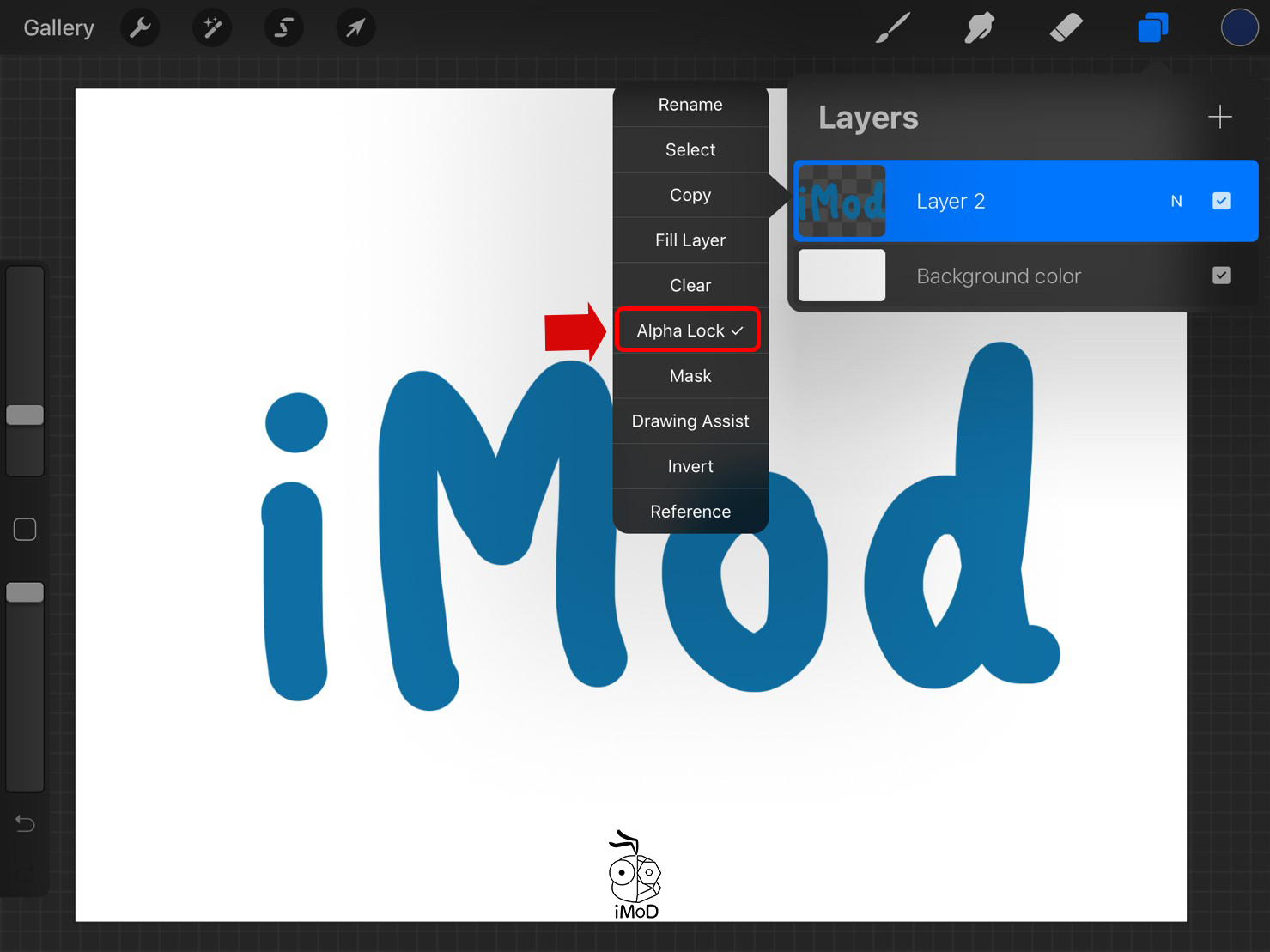 How To Create Font Under World 02