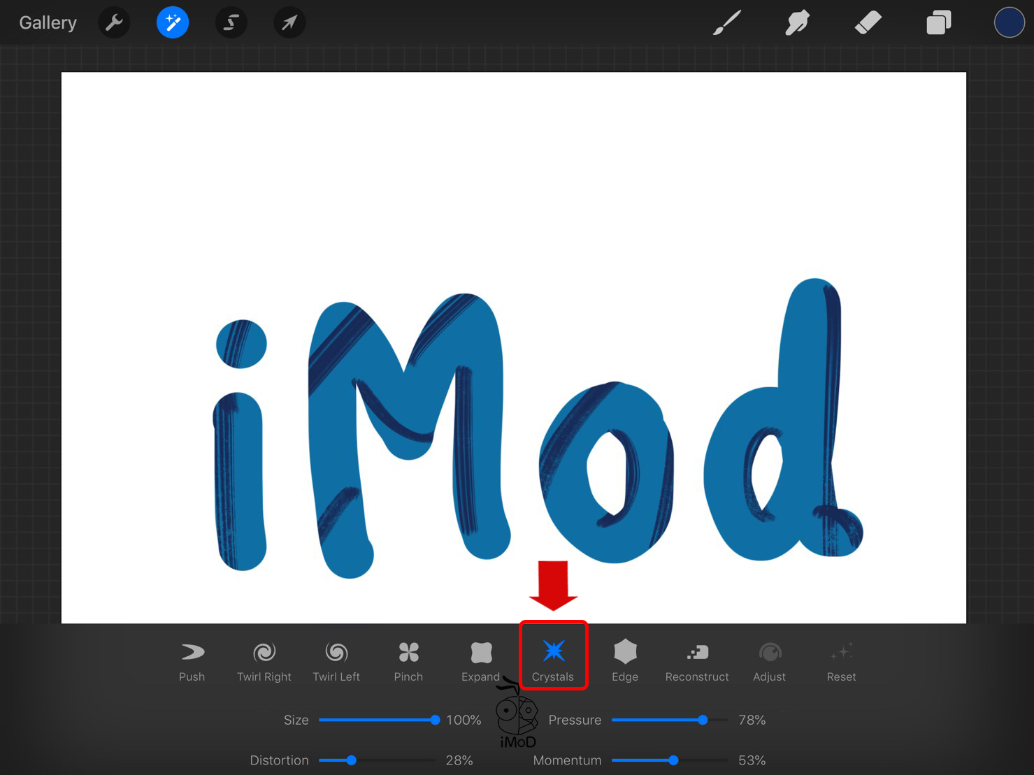 How To Create Font Under World 07