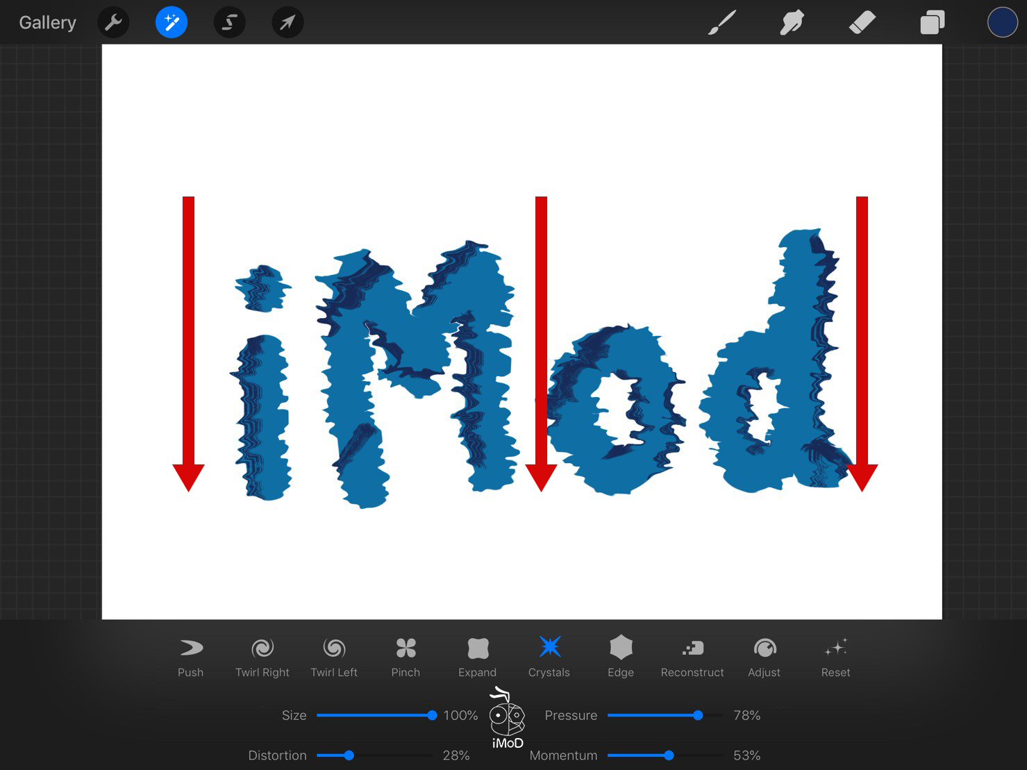 How To Create Font Under World 08