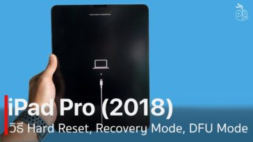 Ipad Pro 2018 Dfu Mode Cover
