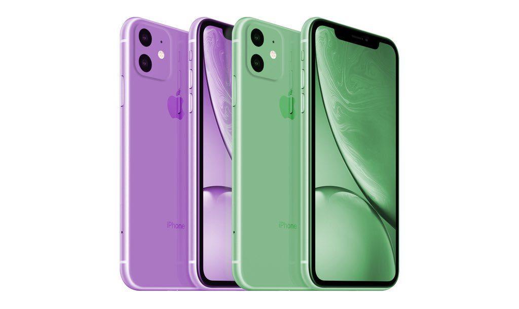 Iphone 11 Green Color Rumor