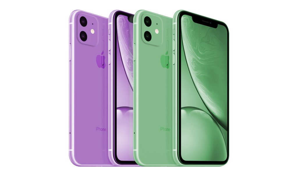 Iphone 11 Green Color Rumor