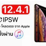 Ios 12.4.1 Ipsw Download Cover