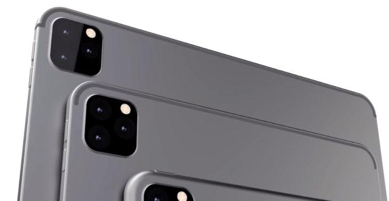 Ipad Pro 3 Lens Cover