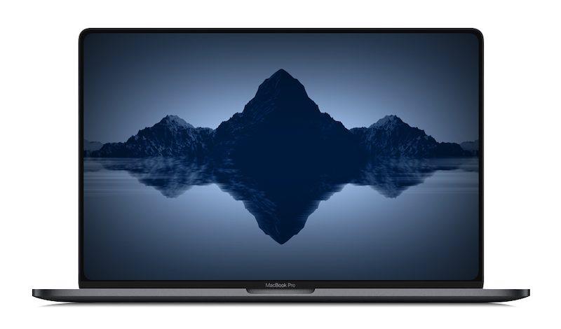 Macbook Pro 16 Inch 2019 Concept