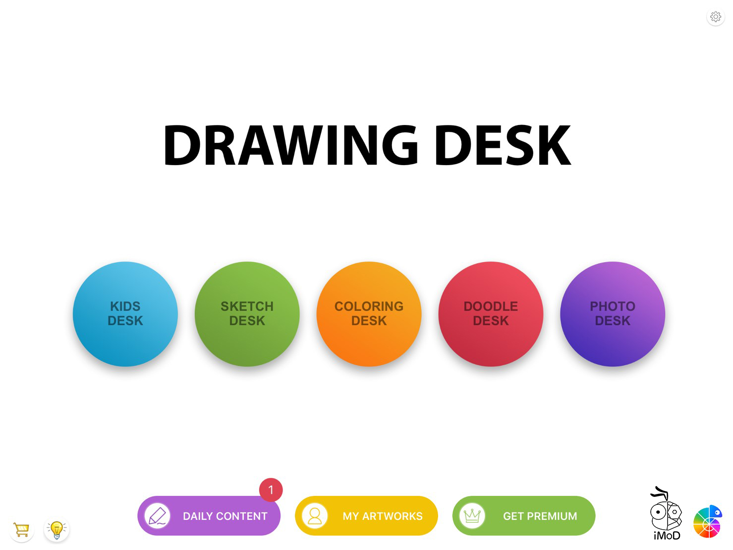Review Drawing Desk 01