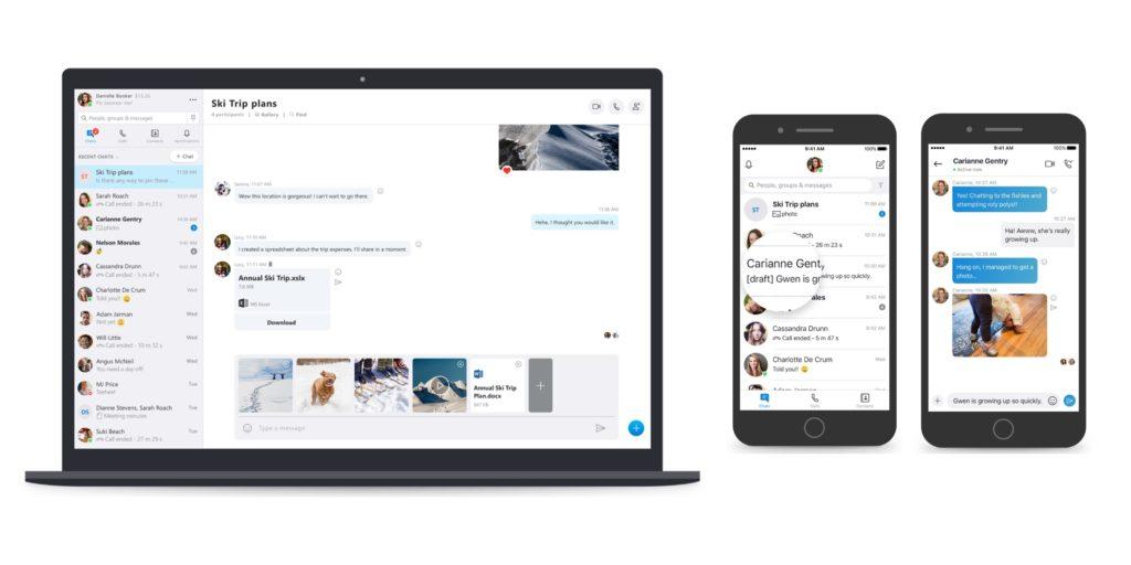 Skype Update New Feature Ios Mac 1