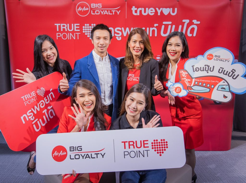 Truepoint To 1 Big Point Air Asia 1