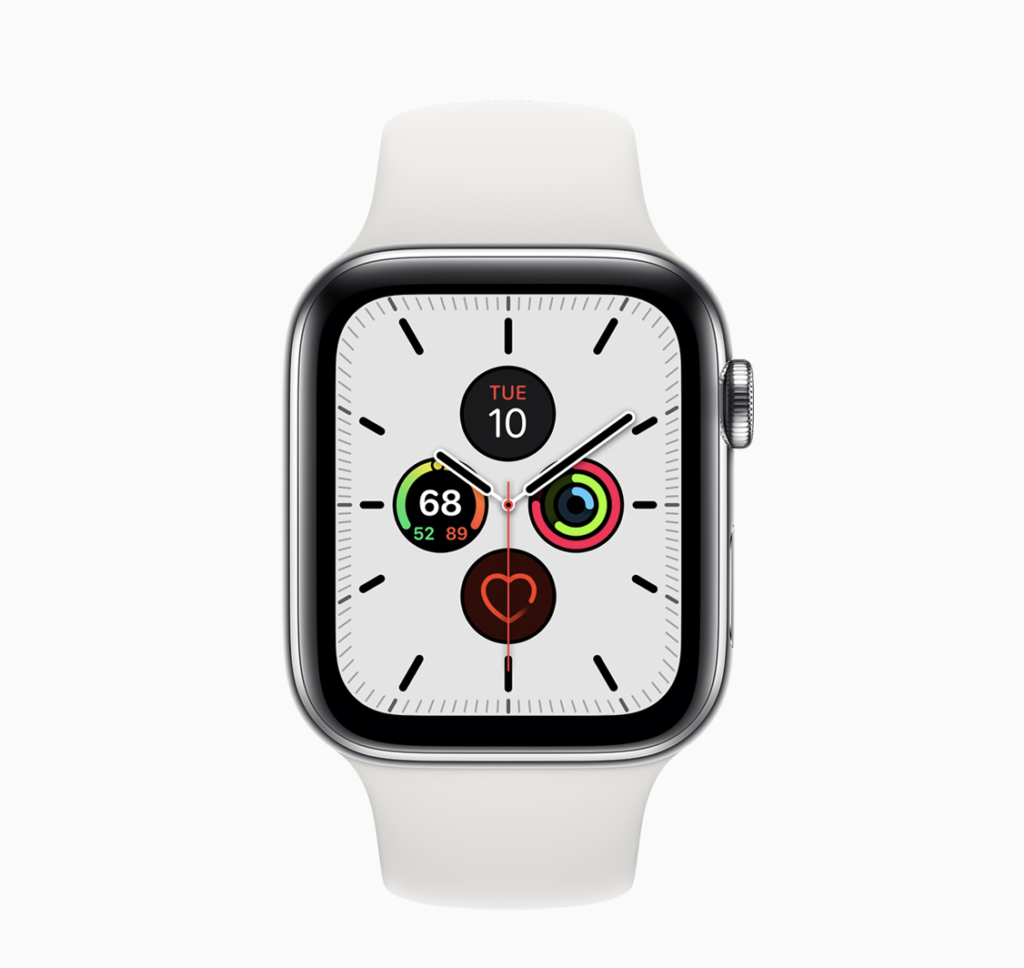 9 Things Interesting Apple Watch Series 5 Not Talk On Stage Event 2019 8