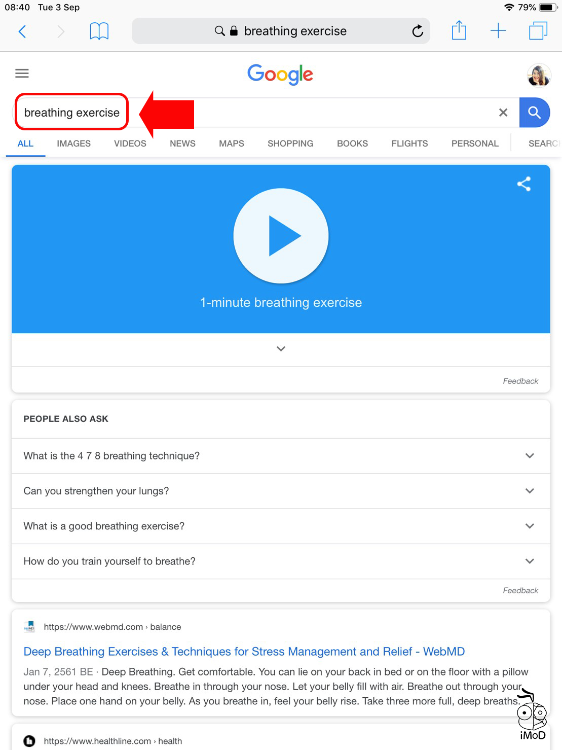 Breathing Exercise On Google 02