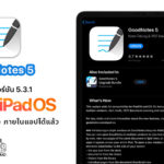 Cover Update Goodnotes 5 V. 5.3