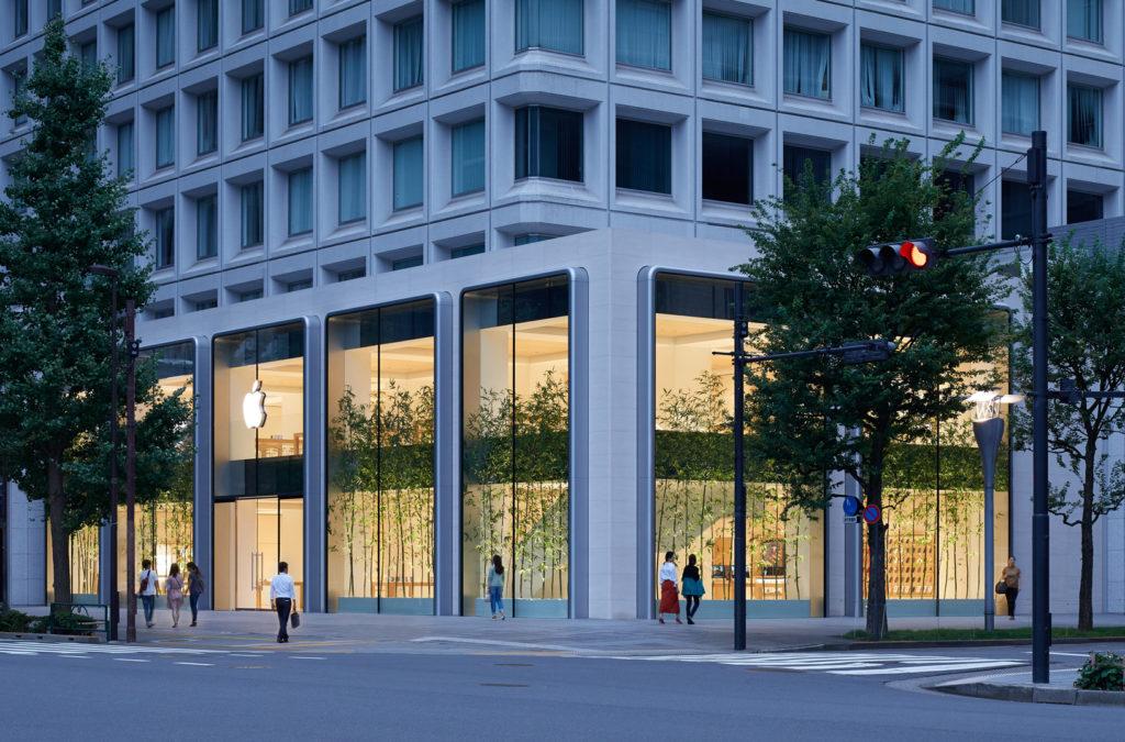 Apple Marunouch Grand Openning Tokyo Japan 2019 10