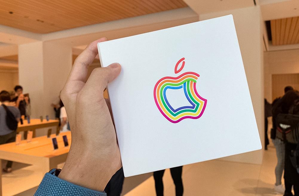 Apple Marunouch Grand Openning Tokyo Japan 2019 6