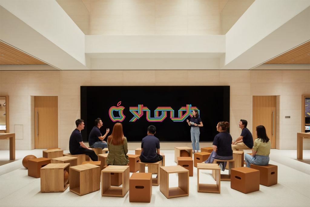 Apple Marunouch Grand Openning Tokyo Japan 2019 8