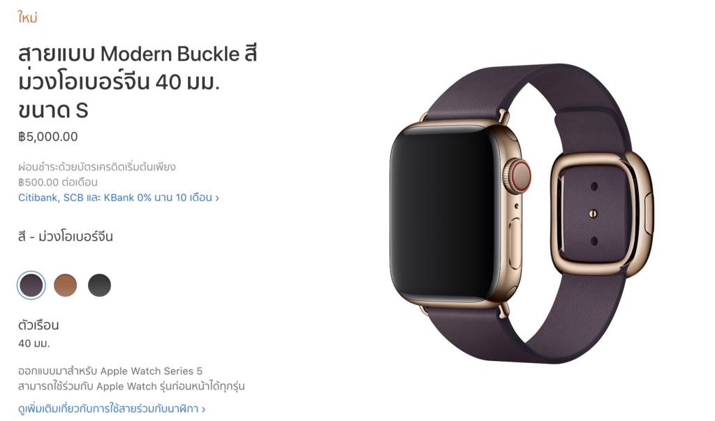 Apple Release New Apple Watch Band Event 2019 5