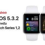 Apple Release Watchos 5 3 2 For Apple Watch Series 1 Series 2