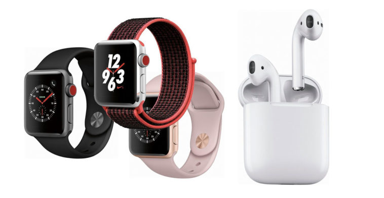 Apple Watch Airpods