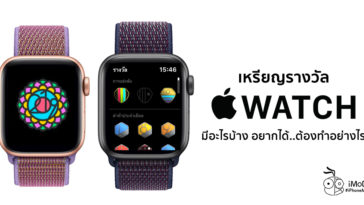 Apple Watch Award Challenge