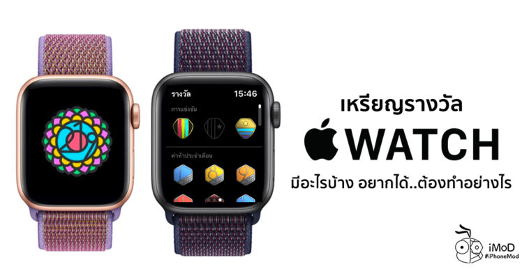 Apple Watch Award Challenge