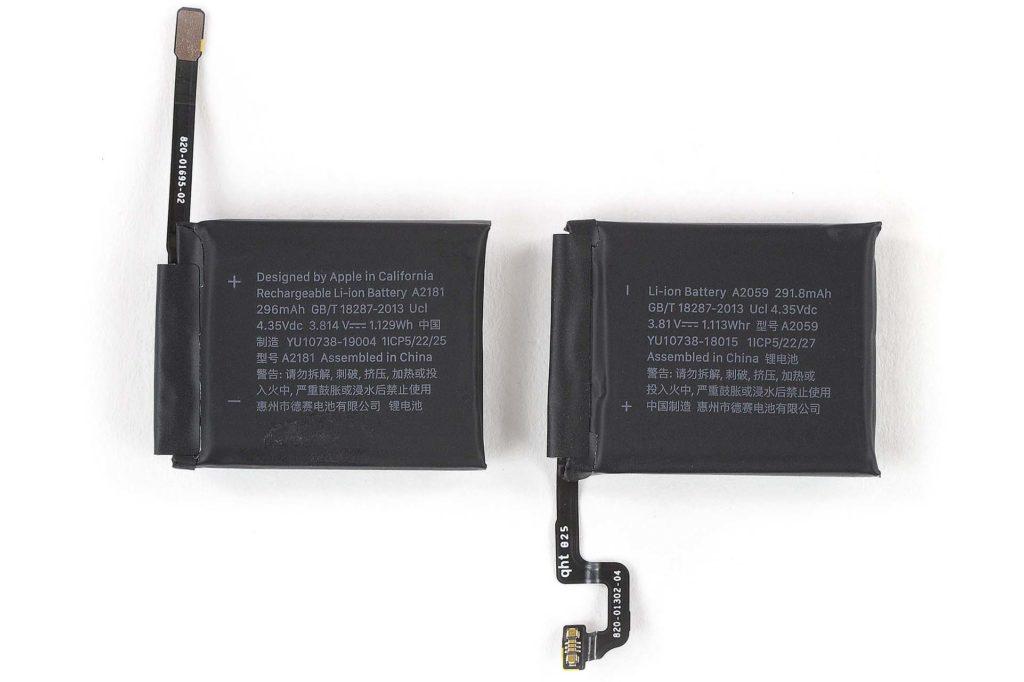 Apple Watch Series5 Teardown By Ifixit 1