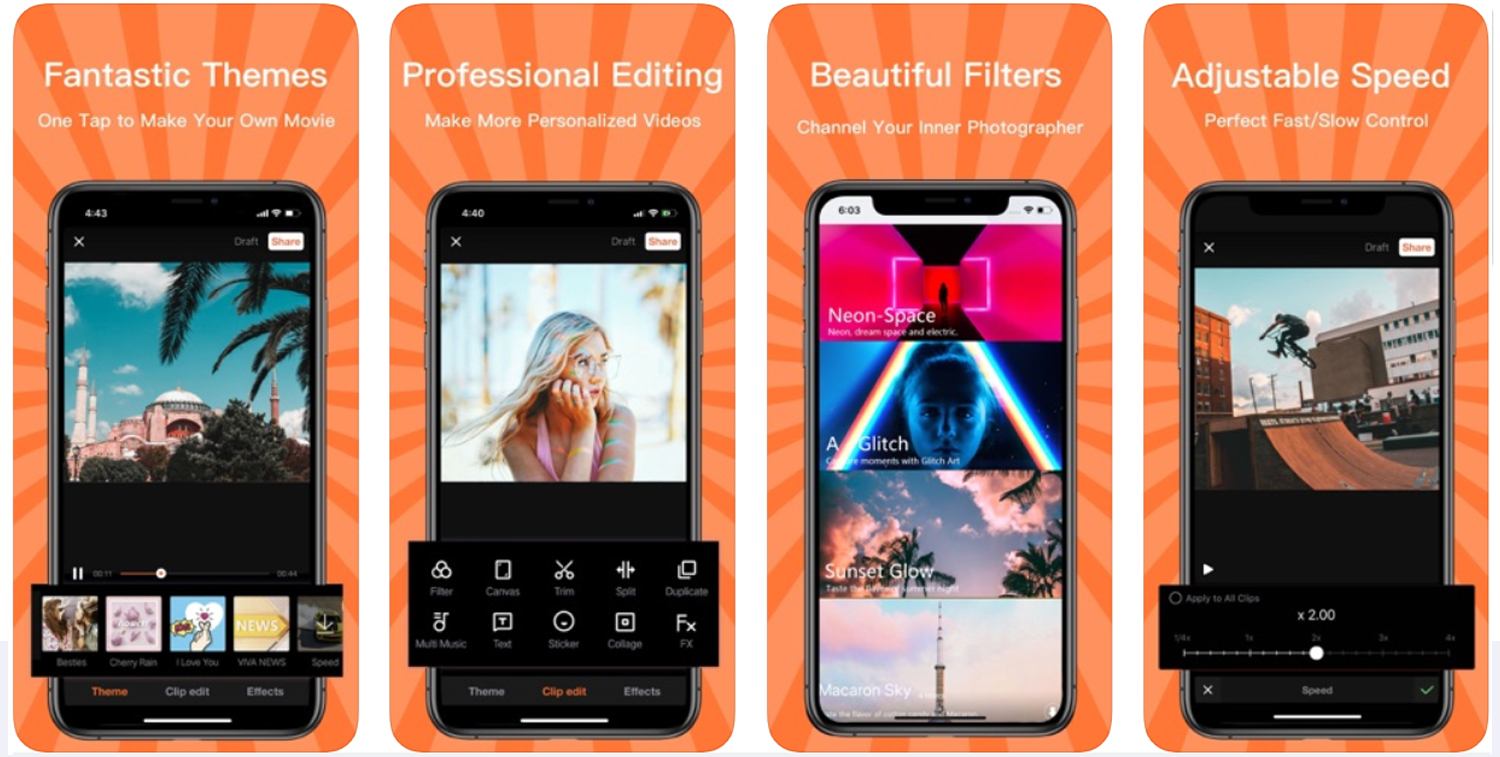 Apps Recommend For Video Editing 012