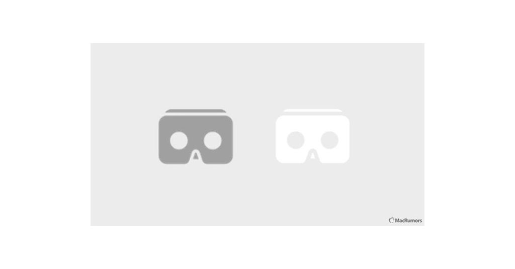 Ar Vr Headset Icon Image Found Ios 13 Code