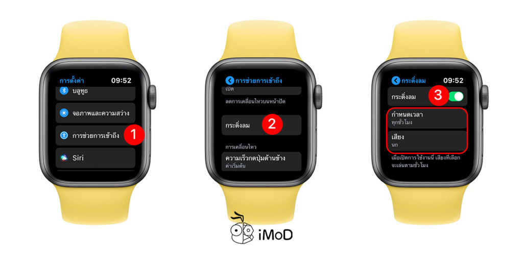 How To Enable Chimes Apple Watch Watchos 6 1