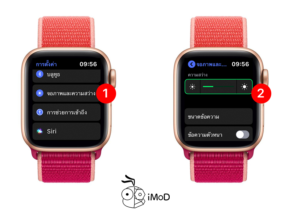 How To Setting Apple Watch In Watchos 6 Save Battery 3