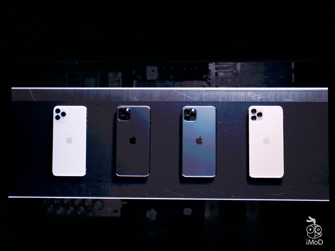 Iphone 11 Pro All Color From Video