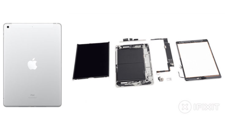 Ifixit Ipad Gen 7 Teardown