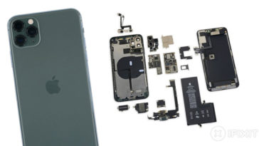 Ifixit Iphone 11 Pro Max Teardown
