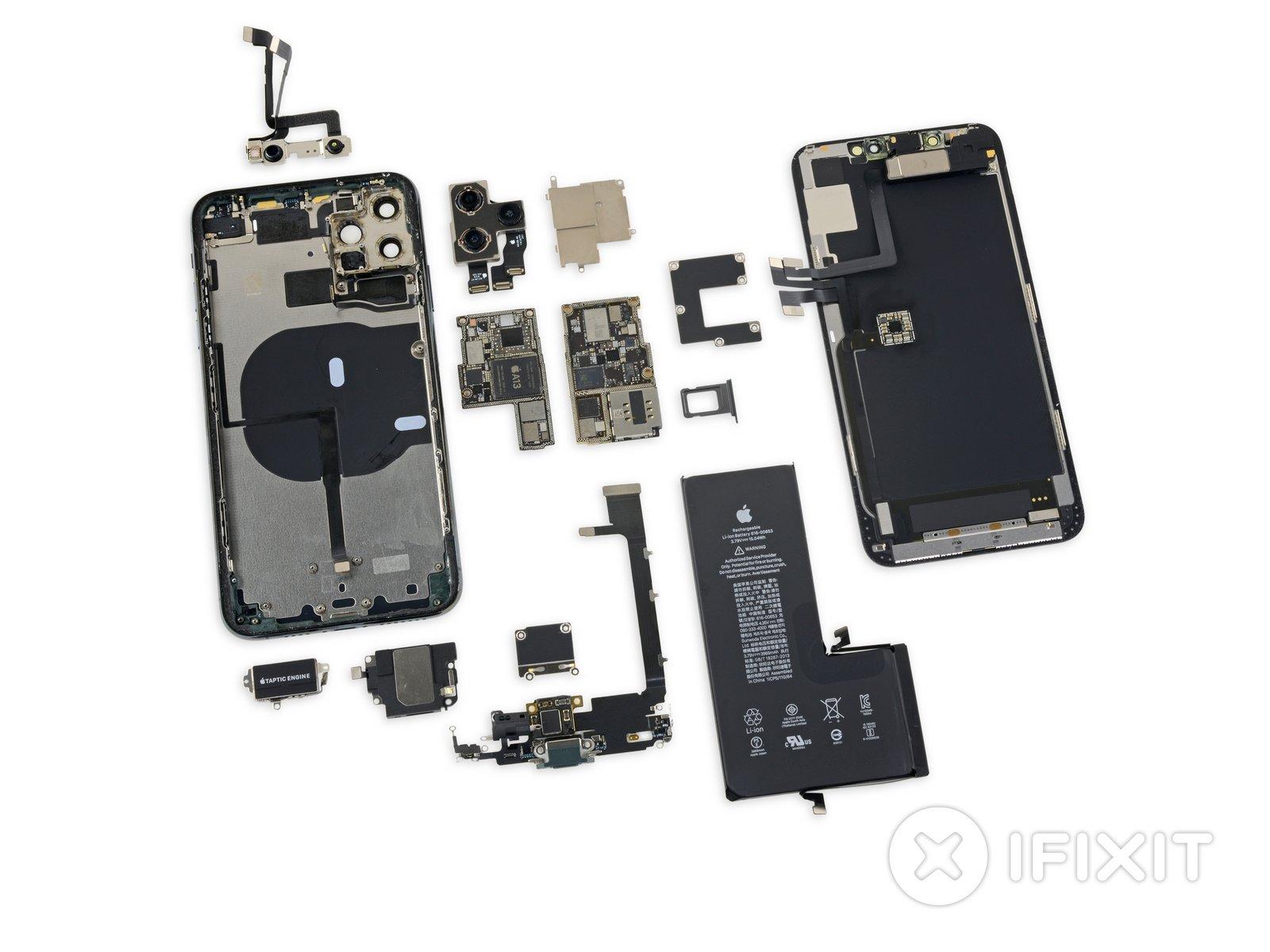 Ifixit Iphone 11 Pro Max Teardown Img 2
