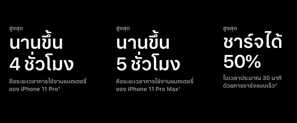Iphone 11 Iphone 11 Pro Battery Performance Improvement Img 1