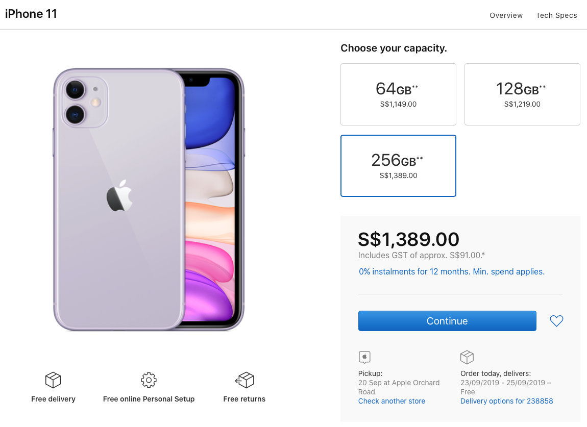 Iphone 11 Iphone 11 Pro Iphone 11 Pro Max Short Supply Premium Model In Pre Order Date Img 4